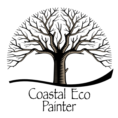 Coastal Eco Painter Logo