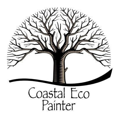 Coastal Eco Painter Logo